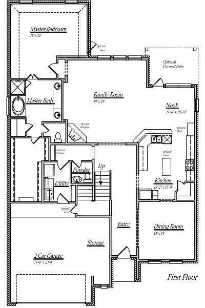 Houston TX Single Family Home For Sale: $343,790