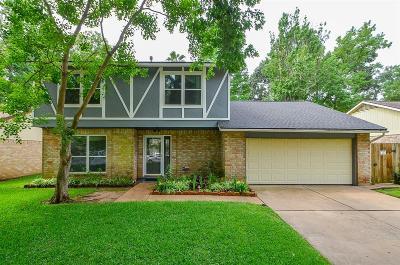 Kingwood Single Family Home For Sale: 3206 Golden Leaf Drive