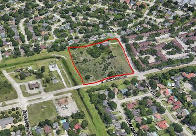 Houston Residential Lots & Land For Sale: 6002 W Gulf Bank Road