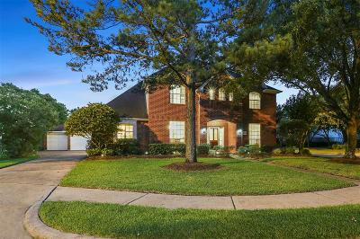 Single Family Home For Sale: 23411 Crescent Point Circle