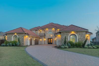 Cypress TX Single Family Home For Sale: $1,350,000
