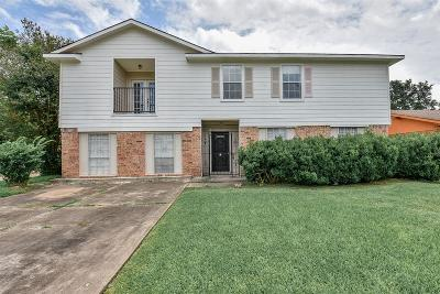 Galveston County, Harris County Single Family Home For Sale: 14603 Littleford Street