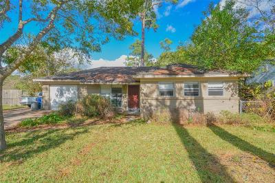 Dickinson, Friendswood Single Family Home For Sale: 1903 Deats Road