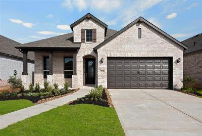 Manvel Single Family Home For Sale: 2239 Blackhawk Ridge