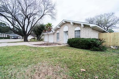 Houston Single Family Home For Sale: 16630 Ben Nevis Drive