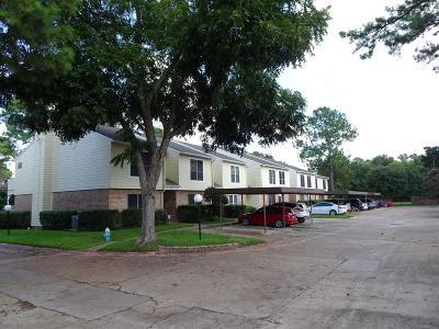 Houston TX Condo/Townhouse For Sale: $99,900