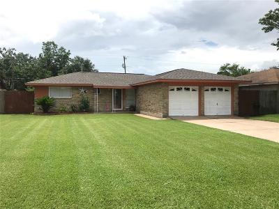 Texas City Single Family Home For Sale: 3009 Princeton Place