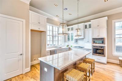 Houston Condo/Townhouse For Sale: 1306 Castle Court