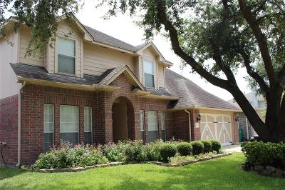 Houston Single Family Home For Sale: 4927 Conward Drive