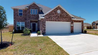 Alvin Single Family Home For Sale: 23108 Zinfandel Drive
