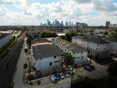 Houston Single Family Home For Sale: 4231 Allen Street