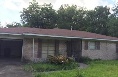 Houston Single Family Home For Sale: 7926 Observatory Street
