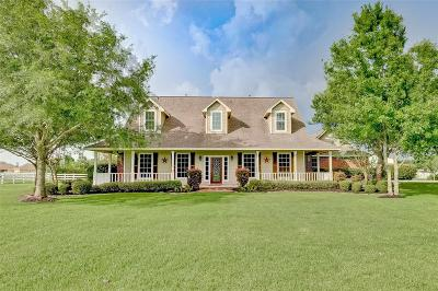 Katy Single Family Home For Sale: 1426 Winding Canyon Court