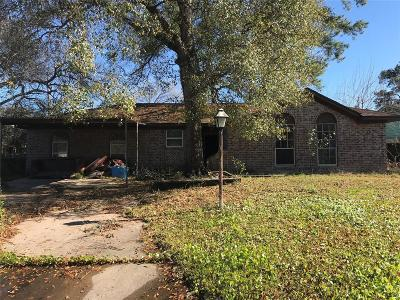 Houston Single Family Home For Sale: 11422 Cheeves Drive