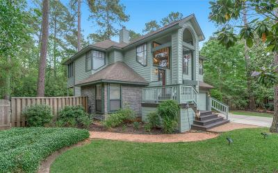 The Woodlands Single Family Home For Sale: 42 Lucky Leaf