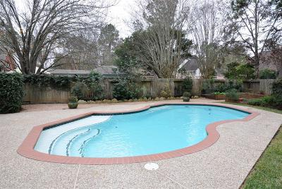 The Woodlands Single Family Home For Sale: 43 N Greenvine Circle