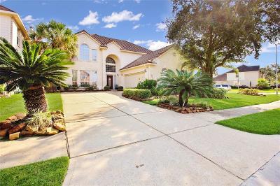 Manvel Single Family Home For Sale: 30 Palm Villas Drive