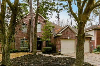 Conroe Single Family Home For Sale: 2103 Grovewood Park