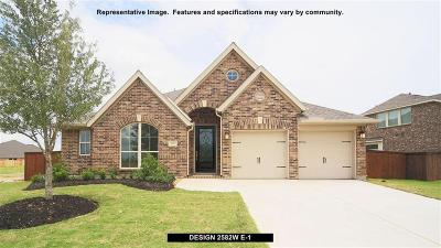 Manvel Single Family Home For Sale: 2647 Cutter Court
