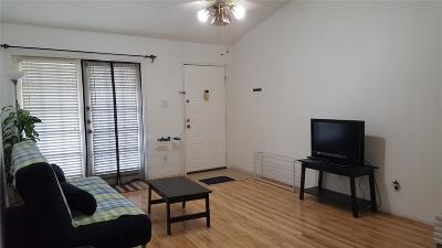 Houston Condo/Townhouse For Sale: 8055 Cambridge Street #82