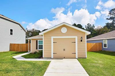 Magnolia Single Family Home For Sale: 26023 Allan Poe Drive