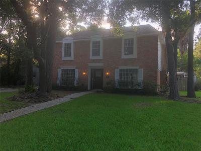 Houston Single Family Home For Sale: 5922 Pinewood Springs Drive