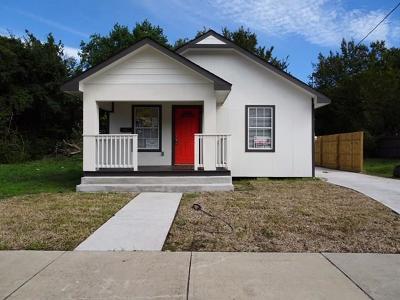 Houston Single Family Home For Sale: 2821 Holman Street