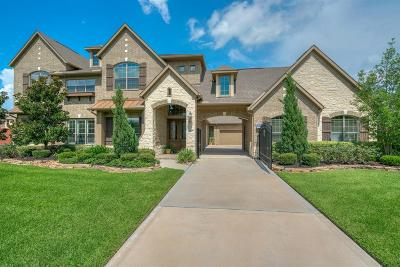 Cypress TX Single Family Home For Sale: $675,000