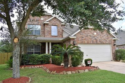 Pearland Single Family Home For Sale: 2610 Shaly Cove Lane