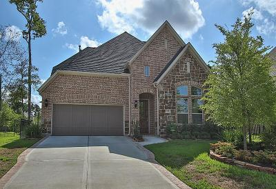 The Woodlands Single Family Home For Sale: 115 Tadpole Court
