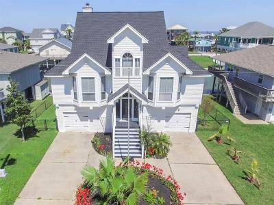 Galveston Single Family Home For Sale: 22918 Lunes