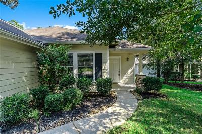 The Woodlands Single Family Home For Sale: 142 N Vesper Bend Circle