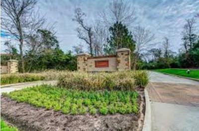 Spring Residential Lots & Land For Sale: 59 Hallbrook Way