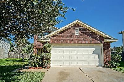 Cypress Single Family Home For Sale: 19114 Brownstone Mills Drive