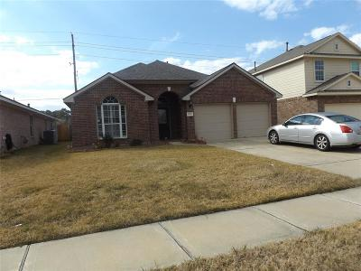 Tomball Single Family Home For Sale: 24811 Sandusky Drive