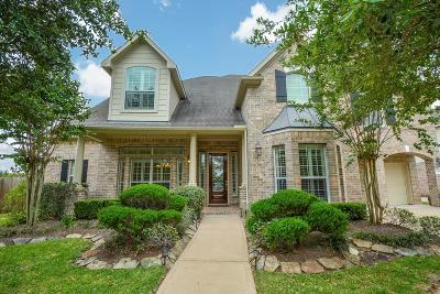 Missouri City Single Family Home For Sale: 8318 Bluebird Lane