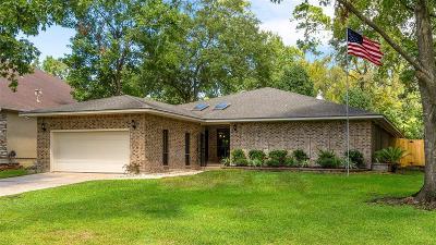 Montgomery Single Family Home For Sale: 12826 Oak Village Drive