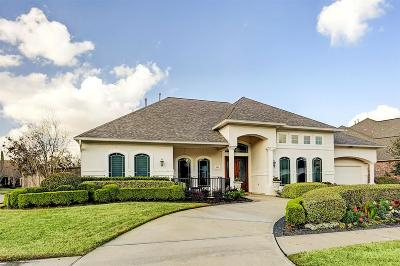 Fort Bend County Single Family Home For Sale: 7603 Hunters Point Drive