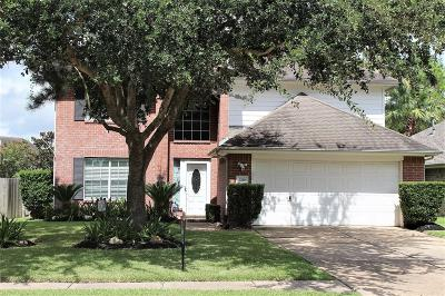 Katy Single Family Home For Sale: 3210 Banksfield Court
