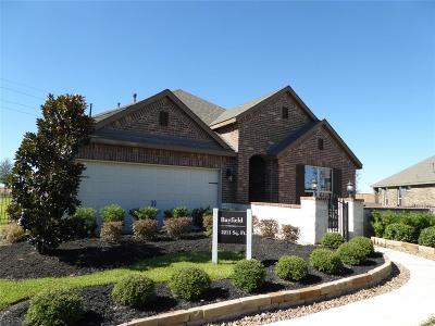 Katy Single Family Home For Sale: 3834 Keatings Lagoon Court