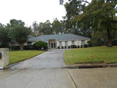 Humble Single Family Home For Sale: 8515 Rebawood Drive