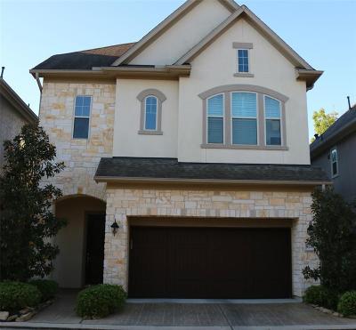 Houston Single Family Home For Sale: 8222 Merlot
