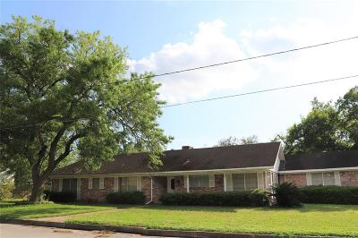Grimes County Single Family Home For Sale: 515 Victoria Street