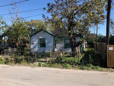 Houston Single Family Home For Sale: 408 N Burr Street
