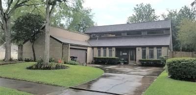 Houston Single Family Home For Sale: 16350 Clearcrest Drive