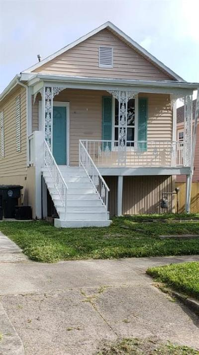 Single Family Home For Sale: 4014 Avenue M 1/2