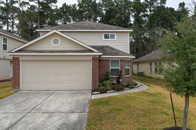 Conroe Single Family Home For Sale: 9945 Kingfisher Drive