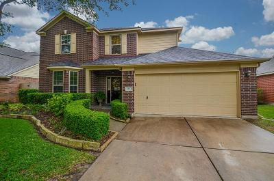 Katy Single Family Home For Sale: 1222 Lamplight Trail Drive