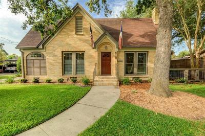 Houston Single Family Home For Sale: 516 Gale Street