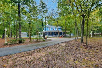 Hockley Single Family Home For Sale: 23797 Joseph Road